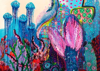 The Octopus's Garden by Rochelle Irons